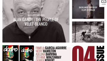 Alan Gandy in Dodho Magazine