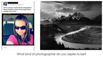 What kind of photographer